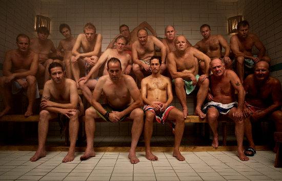 жена в мужской бане фото