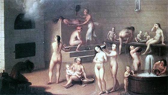 Фото и видео в бане